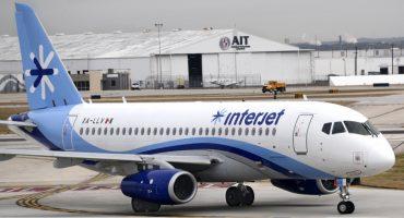 ¿Qué está pasando en Interjet y por qué ha cancelado al menos 75 vuelos?