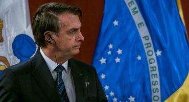 A cien días de gobierno, Bolsonaro es el presidente de Brasil peor evaluado