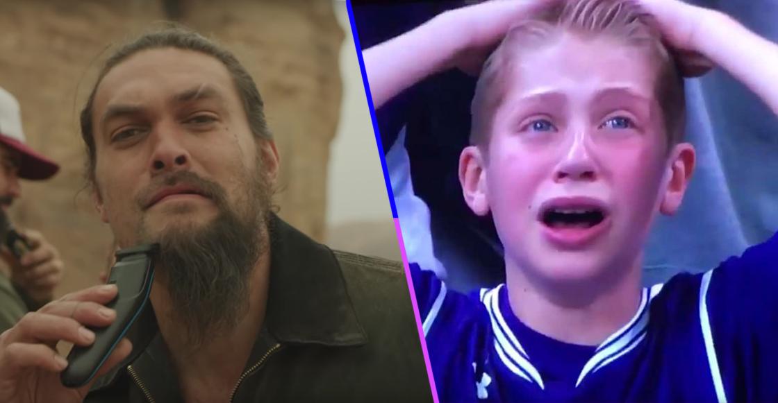 ¿Ontas, Drogo? Jason Momoa se rasura y el Internet se deprime
