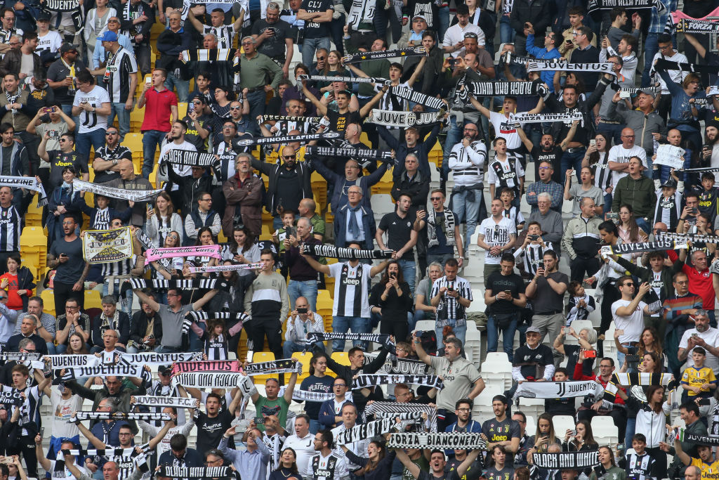 ¡Campeones! 1 de 3: Cristiano Ronaldo y su único título con la Juventus esta temporada