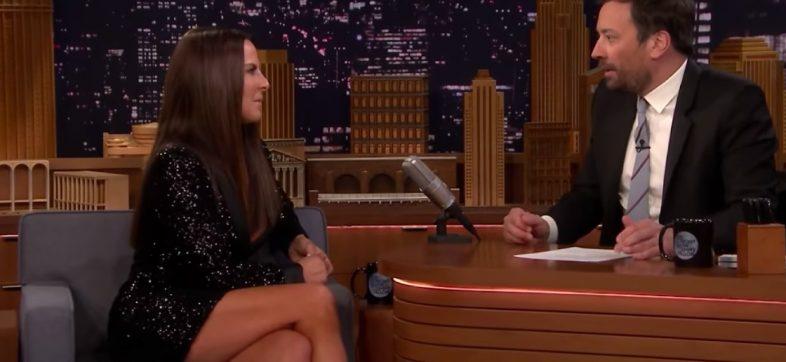 Kate del Castillo habla sobre su encuentro con 'El Chapo' en el show de Jimmy Fallon