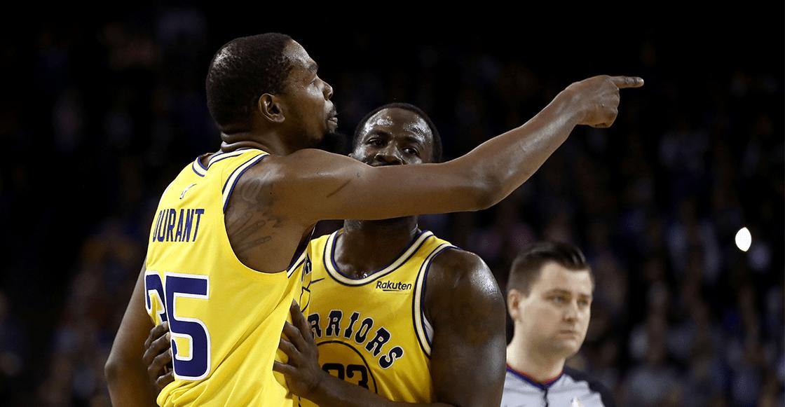 Kevin Durant dejará a los Warriors para jugar con los Knicks, según prensa de EU