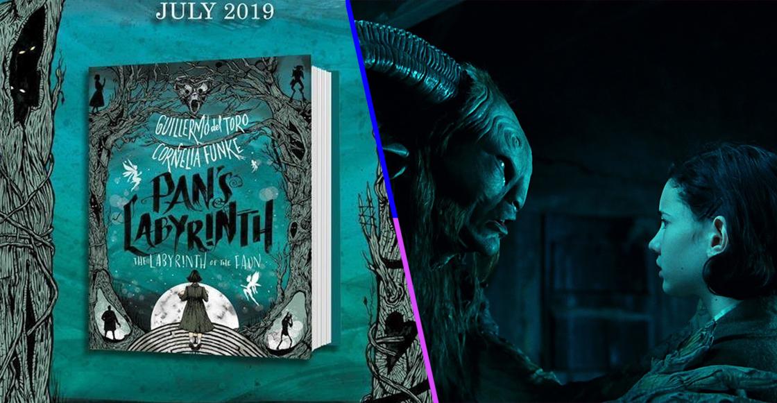 Guillermo del Toro expandirá El Laberinto del Fauno con un libro que saldrá a la venta en julio