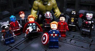 ¡Paren todo! Hay nuevos Legos de Avengers Endgame 🤗