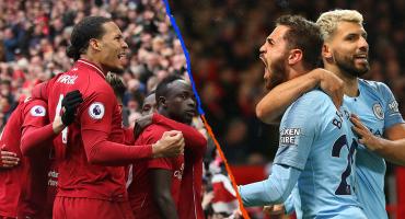 Las estadísticas que dicen que Liverpool será campeón de la Premier pese al liderato del City