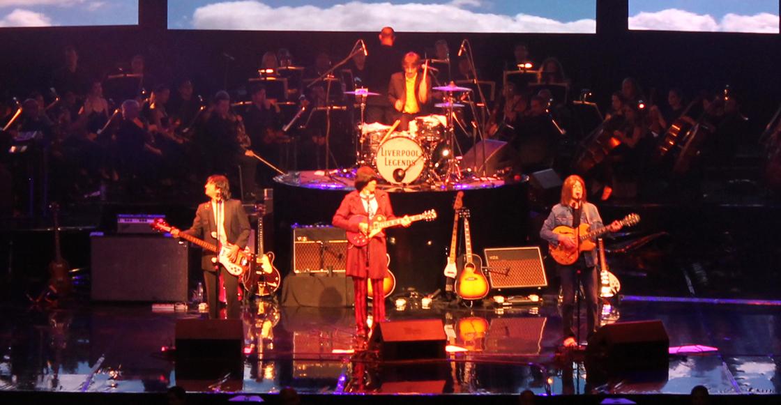 Liverpool Legends: el mejor grupo tributo de The Beatles regresa a México