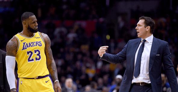 Los Lakers despiden Luke Walton y ya suena Tyronn Lue como próximo coach