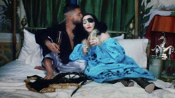 """Mira el video oficial de """"Medellín"""", la canción de Madonna con Maluma"""