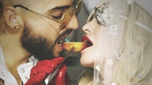 Se hizo realidad: Corre a escuchar la nueva canción de Madonna y Maluma