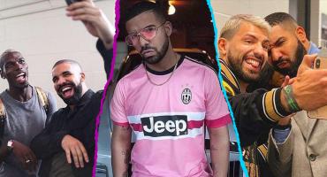 ¿Cuántos más? La maldición de Drake que dejó fuera al Manchester United, al City y la Juventus en Champions