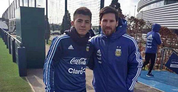 Conoce a Thiago Almada, el 'sucesor' de Messi que despertó el interés del Manchester City