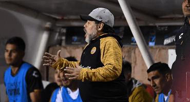 ¡Aaaaajaaa! Maradona y Dorados tendrán revancha en la Final del Ascenso ante San Luis 