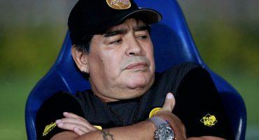 El duro regaño con el que Maradona motivó a Dorados para pasar a semifinales