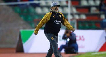 El corazón de Maradona está en Dorados y pese a tener varias ofertas, NO SE VA