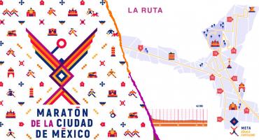 ¡Ájale! Checa la nueva ruta, premios e imagen del Maratón de la CDMX