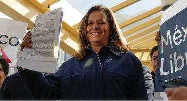 Tribunal ordena recalcular multa de Margarita Zavala por irregularidades en su candidatura