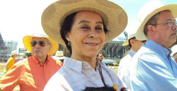 Fallece María de los Ángeles Moreno, ex presidenta nacional del PRI, a los 74 años de edad