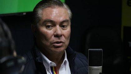 Mario Estrada, candidato presidencial de Guatemala