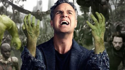 Porque Mark Ruffalo: Se filmaron 5 finales de 'Endgame' para prevenir spoilers del actor