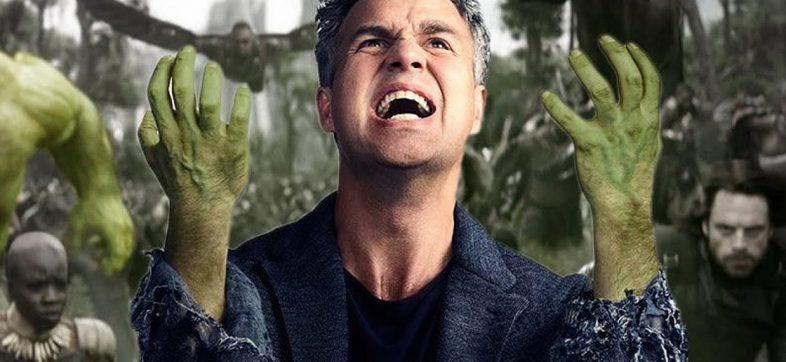Mark Ruffalo - The Avengers: Endgame
