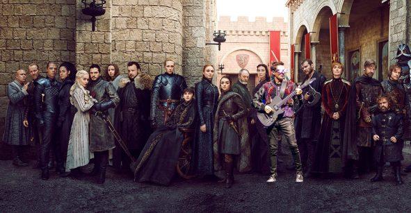 Escucha 'Pray', la canción que Matt Bellamy de Muse escribió para 'Game of Thrones'