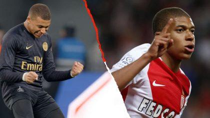 Kylian Mbappé: El tricampeón de la Ligue 1 que ha hecho brillar al Mónaco y PSG