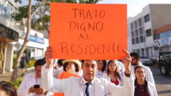 3 cosas para entender en qué va el paro de los médicos residentes