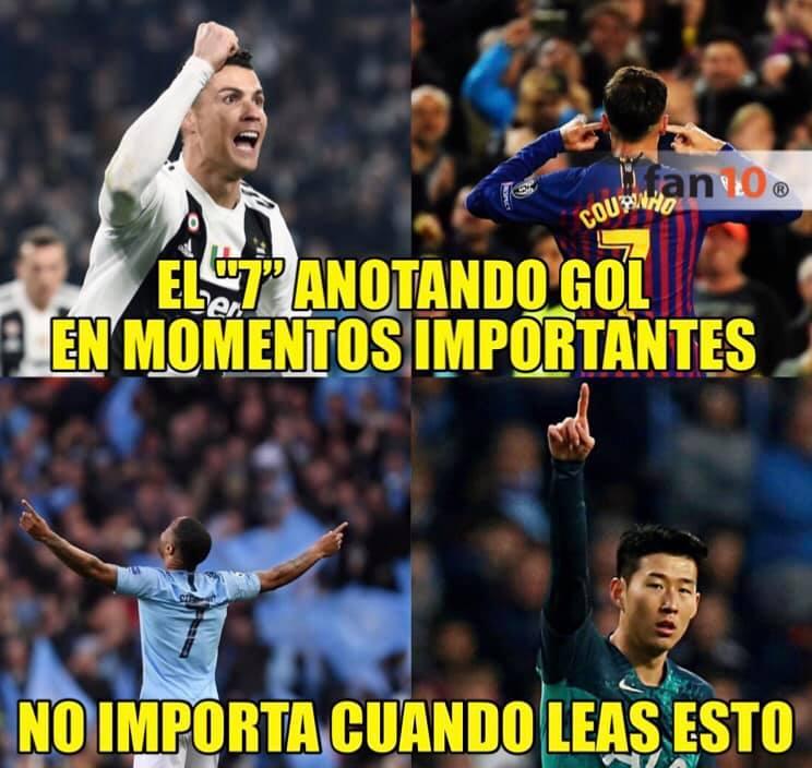 Los memes del drama entre Manchester City y Tottenham en ...