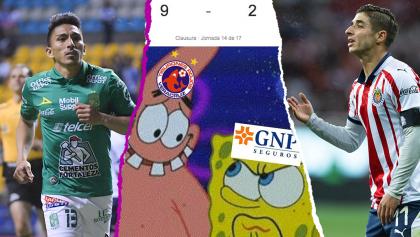 Los memes de la goleada al Veracruz, los que ya calificaron y los eliminados: Lo que dejó la jornada 14