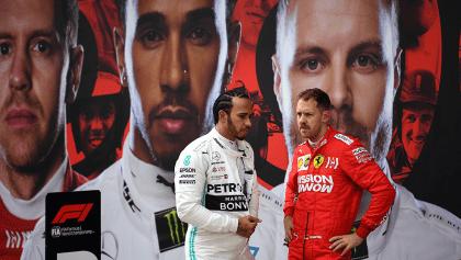 En solo tres carreras, Mercedes tiene en la mano los títulos de pilotos y constructores de F1