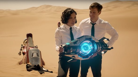 We are the Men in Black! Checa el nuevo tráiler de 'MIB: International' con Thor y Valquiria