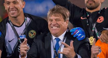 El mensaje del 'Piojo' Herrera a Caixinha previo al América vs Cruz Azul: