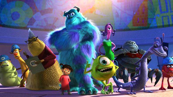 ¡Tenemos un 33-12! Monsters Inc. regresará en forma de serie de televisión
