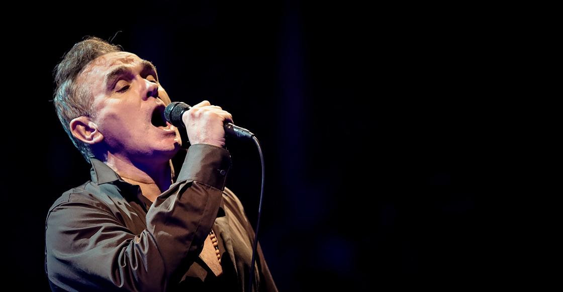 Escucha 'I Thought You Were Dead', la nueva canción de Morrissey