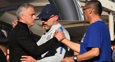 Mourinho habría rechazado dirigir a la Roma y Maurizio Sarri sería su plan b