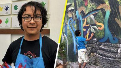 Sujetos armados asesinan al muralista Héctor Armando Domínguez, en San Luís Potosí