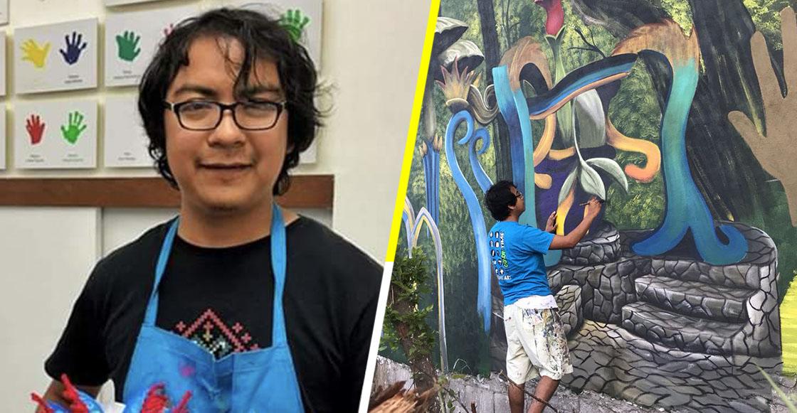 Investigan asesinato de muralista y su familia en San Luis Potosí