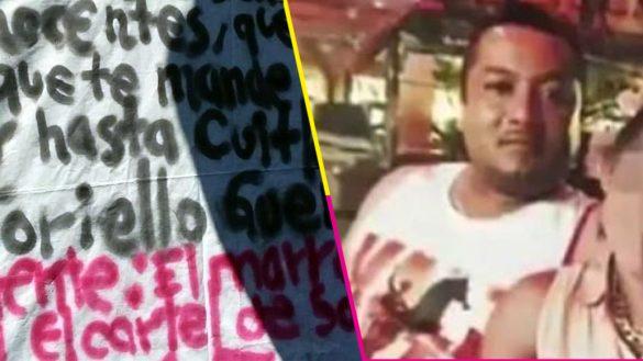 """Narcomanta firmada por """"el Marro"""" exige a AMLO terminar con los operativos en Guanajuato"""