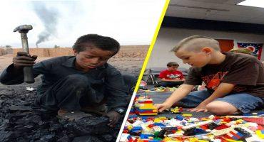 El universo paralelo entre la guerra y la paz, en fotos de Ugurgallen