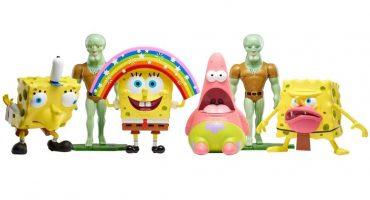 ¡Los queremos todos! 😍 Nickelodeon lanza figuras de los memes de Bob Esponja