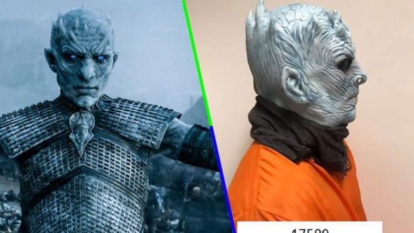 ¡Se cancela Game of Thrones! Arrestan al Night King en Noruega