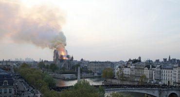 ¿No le pierden? Denuncian fraudes en donaciones para restauración de Notre Dame