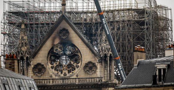 Estas son todas las donaciones millonarias para reconstruir Notre Dame