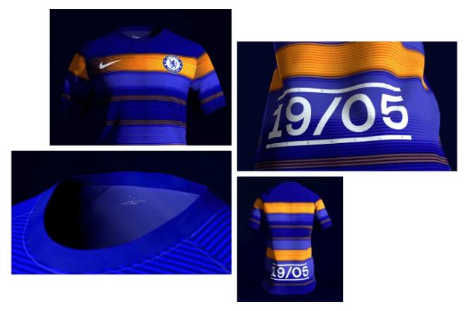 El uniforme especial del Chelsea que rendirá homenaje a Drogba y su título de Champions League