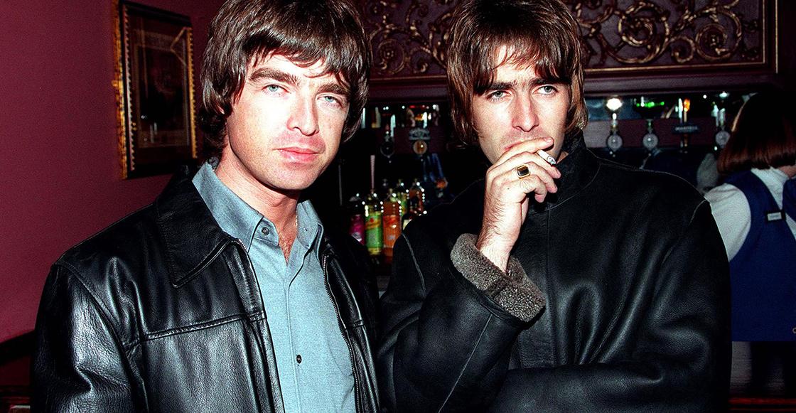 Oasis te regala una playlist de su documental, ¡escúchala!
