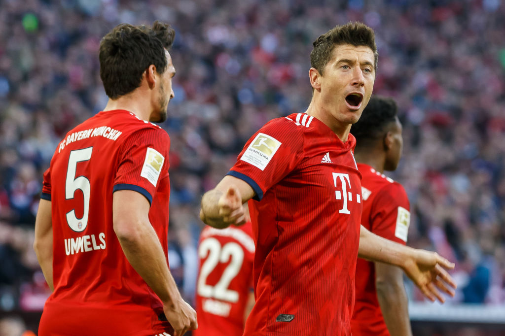 ¡No es broma! Chicago Fire quiere armar una dupla letal con Lewandowski y 'Chicharito'