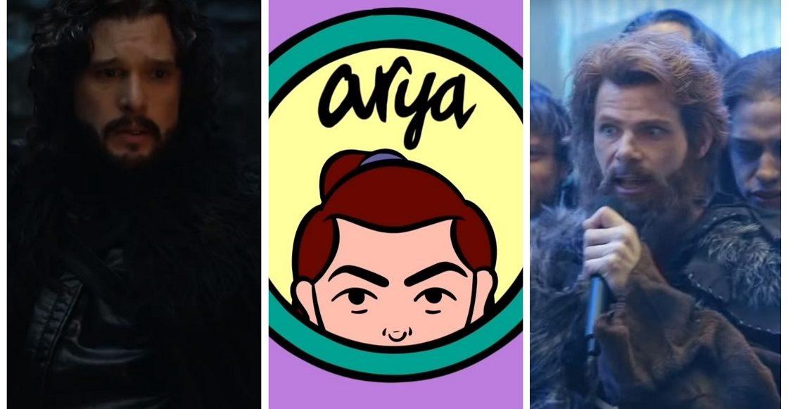 Parodias de 'Game of Thrones' en SNL