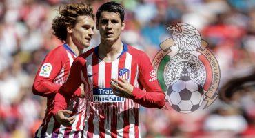 ¡Ojo aquí! Atlético de Madrid vendría a México a jugar un amistoso