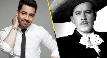 ¿Se parecen o no? Sale la primera imagen de Omar Chaparro como Pedro Infante