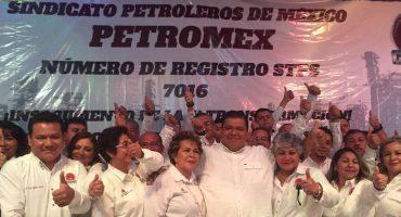 Y con la 4T nace un nuevo sindicato para trabajadores de Pemex: el Petromex